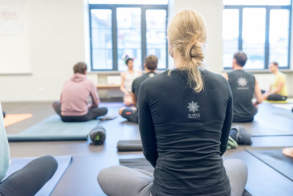 Garrigues Ashtanga Yoga Vilnius