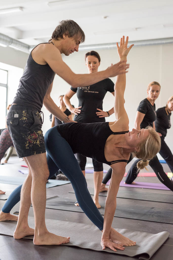 Ashtanga Yoga Garrigues Vilniuje