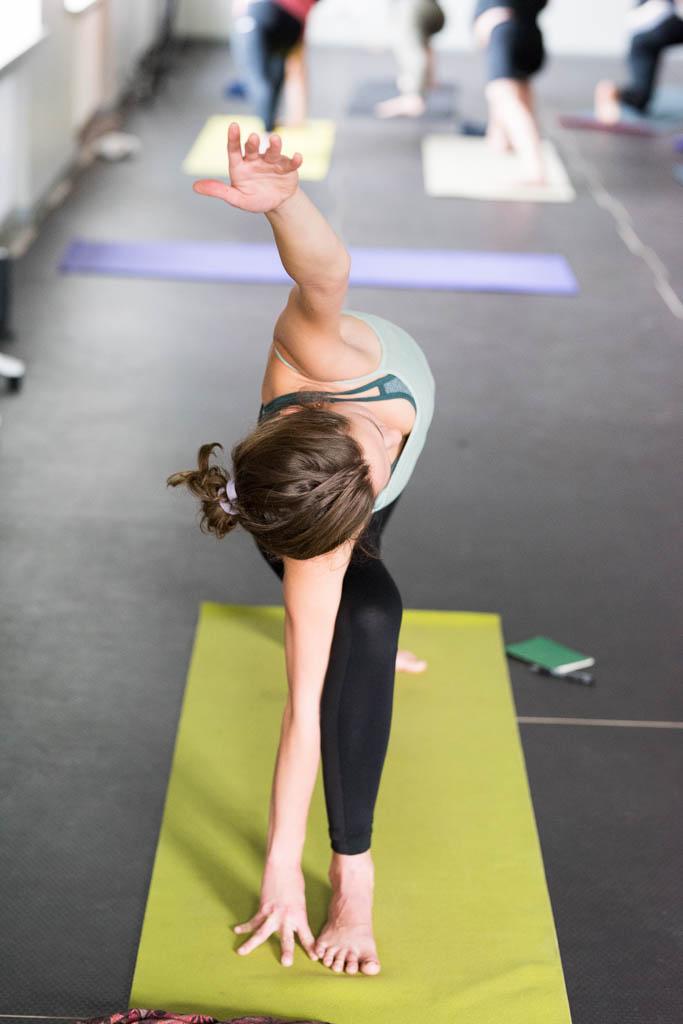 Ashtanga Yoga seminaras Vilniuje
