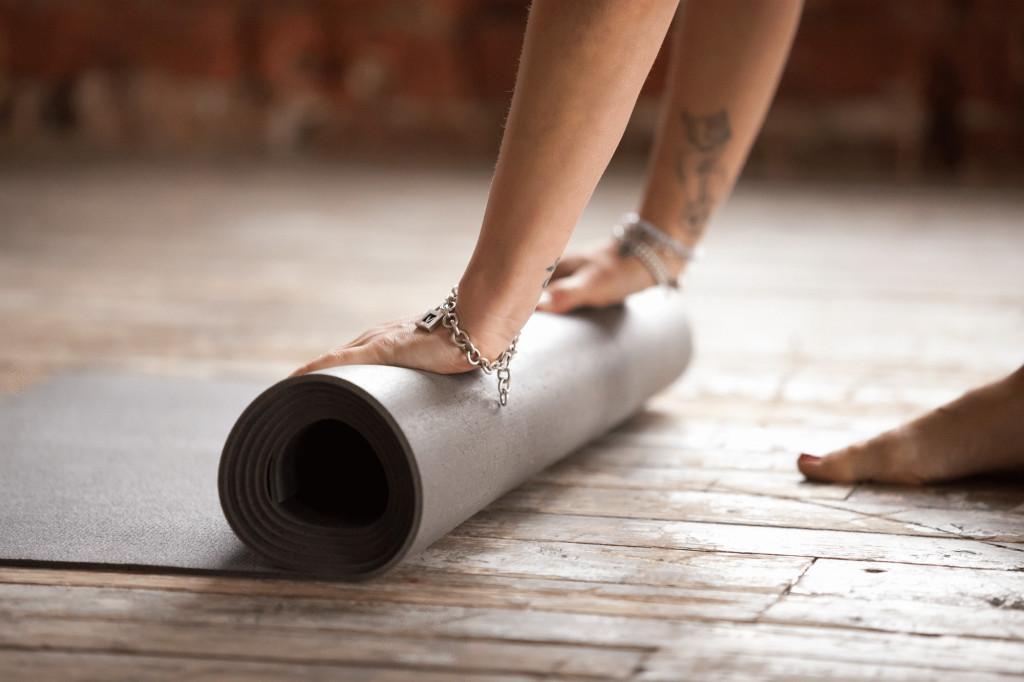 Jogos kilimėlis - Aštanga jogos studija Surya