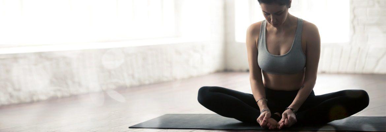 Baddha Konasana - Aštanga joga studija Surya